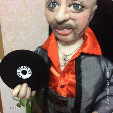 Битломан (портретная кукла) фото 8