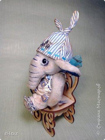 Поучаствовала еще в одном совместном пошиве выкройка слоника и уроки по нему от Светланы Гуменниковой, выкройка и уроки по комбинезону - от Анастасии Щиновой. Присоединиться можно в инстаграмме или вк.  Я изменила выкройку морды, ушек и немного ног. фото 3