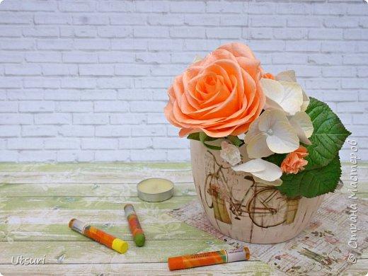 Цветочные ободки фото 6