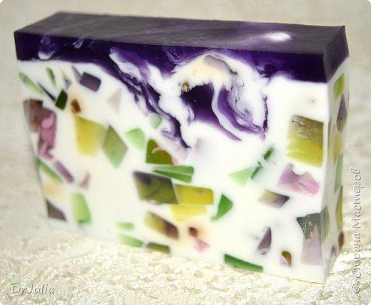 Букет смотрится эффектнее, чем как-либо по другому упакованные брусочки мыла, поэтому продолжаю их делать. фото 45