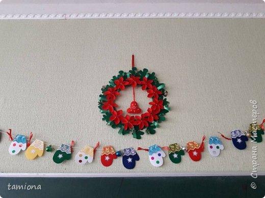 Для рукодельниц любое событие - повод для вдохновения) Новый год в их числе)  фото 5