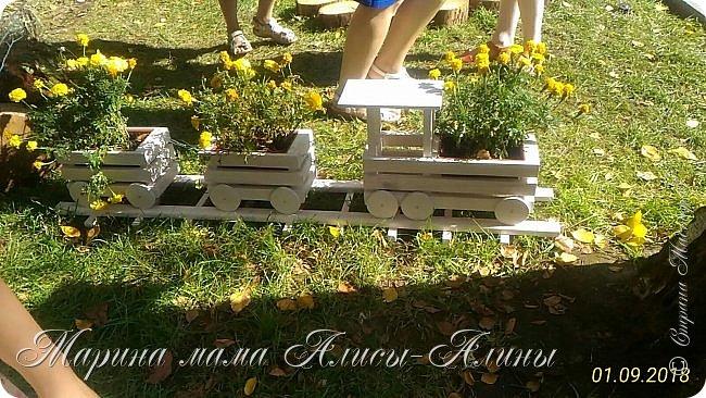 Восьмой международный фестиваль садов и цветов «Город-Сад» прошел в Воронеже с 30 августа по 2 сентября.Мы приехали в парк после первосентябрёвских линеек.  фото 12