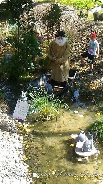 Восьмой международный фестиваль садов и цветов «Город-Сад» прошел в Воронеже с 30 августа по 2 сентября.Мы приехали в парк после первосентябрёвских линеек.  фото 15