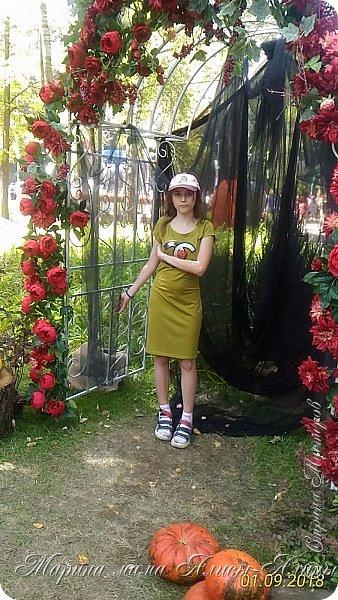 Восьмой международный фестиваль садов и цветов «Город-Сад» прошел в Воронеже с 30 августа по 2 сентября.Мы приехали в парк после первосентябрёвских линеек.  фото 19