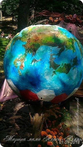 Восьмой международный фестиваль садов и цветов «Город-Сад» прошел в Воронеже с 30 августа по 2 сентября.Мы приехали в парк после первосентябрёвских линеек.  фото 21