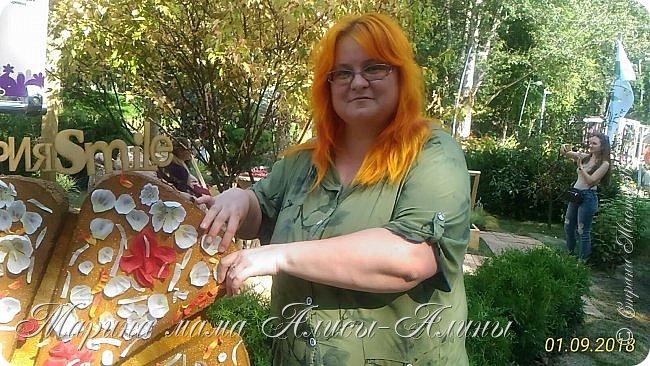 Восьмой международный фестиваль садов и цветов «Город-Сад» прошел в Воронеже с 30 августа по 2 сентября.Мы приехали в парк после первосентябрёвских линеек.  фото 34