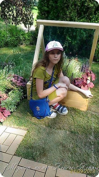 Восьмой международный фестиваль садов и цветов «Город-Сад» прошел в Воронеже с 30 августа по 2 сентября.Мы приехали в парк после первосентябрёвских линеек.  фото 36