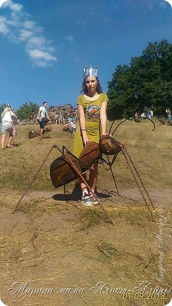 Восьмой международный фестиваль садов и цветов «Город-Сад» прошел в Воронеже с 30 августа по 2 сентября.Мы приехали в парк после первосентябрёвских линеек.  фото 48