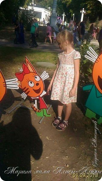 Восьмой международный фестиваль садов и цветов «Город-Сад» прошел в Воронеже с 30 августа по 2 сентября.Мы приехали в парк после первосентябрёвских линеек.  фото 54