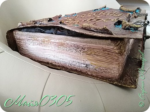 Книга-шкатулка, для городской выставки. фото 4