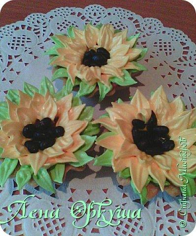Пирожные корзинки фото 6