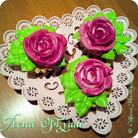 Пирожные корзинки фото 5