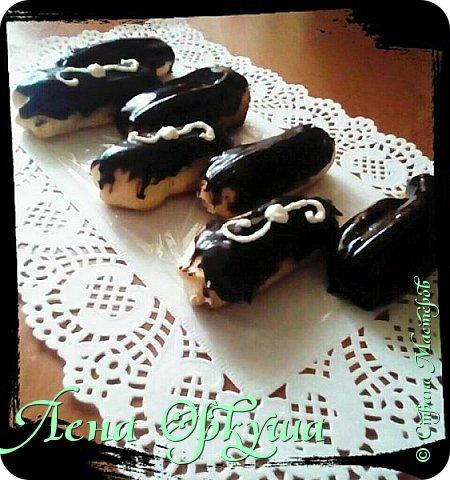 Пирожные корзинки фото 9