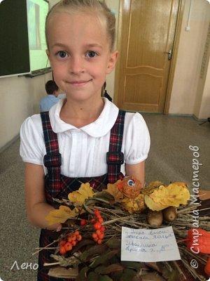 Осенние поделки фото 3