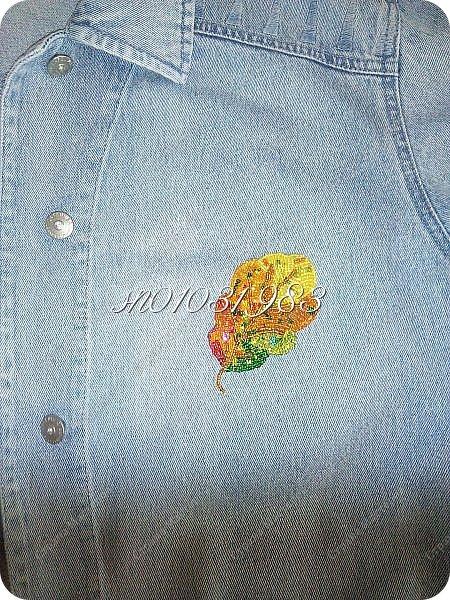 Листья бывают самые разные: берёзовые, кленовые, дубовые...И каждый из них осенью определенного цвета, мой же сочетает в себе все краски осени. Здесь использованы красный, оранжевый, жёлтый, золотой, два зелёных, коричневый бисер. Эх, тяжела была работа, но так хотелось вышить! Вышивка бисером-это для меня релакс, магия,полёт!!!!! Мой новый отдых. фото 7