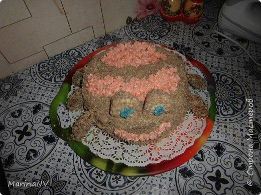 """Бисквитный торт """" Единорог Радуга """".  Внучка  на  день рождение озадачит своими тематическими праздниками, а мне думай что же такое """"слепить"""" чтобы теме соответствовало .  фото 3"""