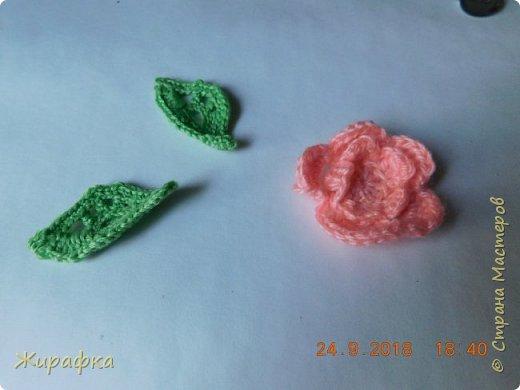 Для дырчатых листьев тоже есть прототип. фото 5