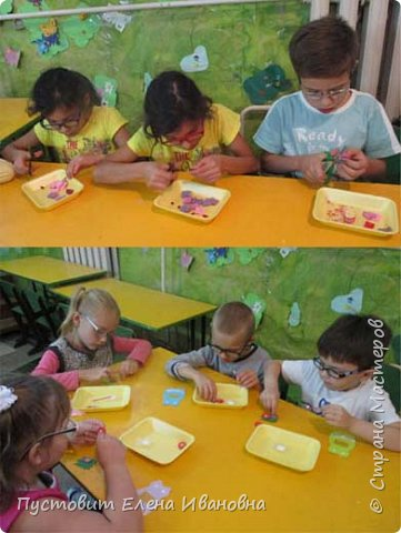 В этом году мы с кружковцами решили сделать для поздравления учителей фигурные блокнотики - это кленовый листик, совушка и школьный звонок-колокольчик.Кленовые листики-обложки украшены осенними цветами - бархатцы, астры, дубки... фото 9