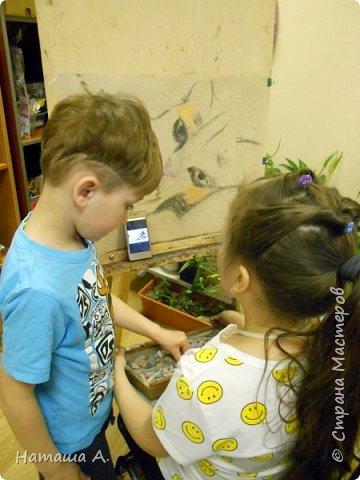 Покажу совместную работу внучки Мирославы и замечательного преподавателя-художника детской студии Надежды Николаевны. Рисунок пастелью.  фото 4