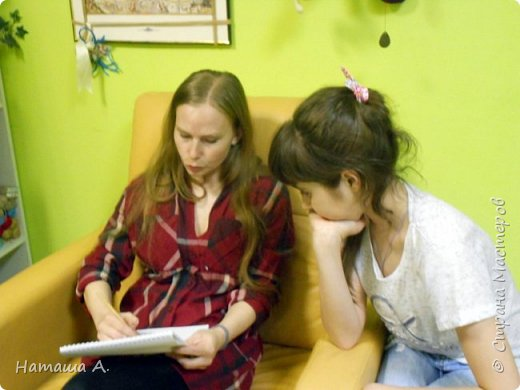Покажу совместную работу внучки Мирославы и замечательного преподавателя-художника детской студии Надежды Николаевны. Рисунок пастелью.  фото 5