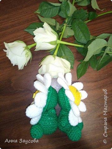 Ромашки для внучки фото 2