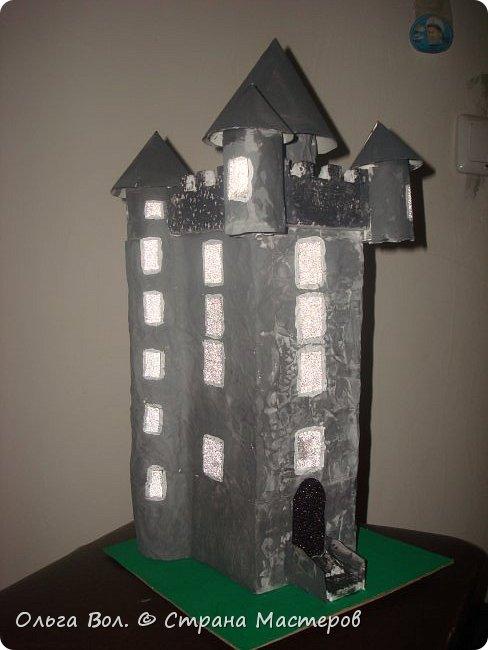 Башня Скрабо была сделана для урока английского языка .Принимала участие в выставке посвященной недели английского языка в школе фото 3