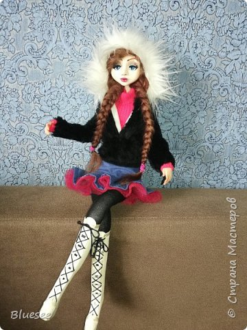 Кукла. Северная красавишна фото 2