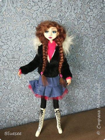 Кукла. Северная красавишна фото 3