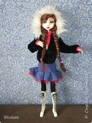 Кукла. Северная красавишна фото 4