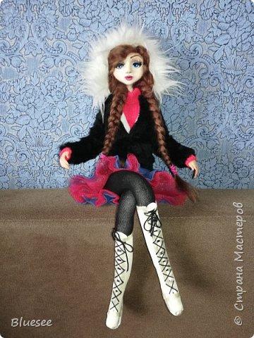 Кукла. Северная красавишна фото 1