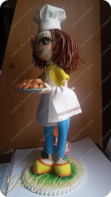 Очередной заказ на куколку выполнен. фото 4