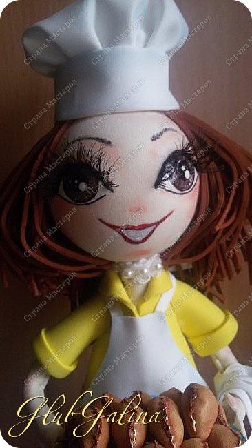 Очередной заказ на куколку выполнен. фото 6