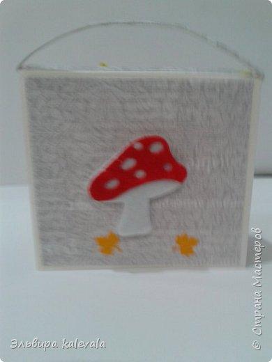 Открытки-сумочки ко дню рождения. Делала по МК https://stranamasterov.ru/node/1143506?c=favorite Лисички, листик и ягодка из фетра (набор из фикс-прайса) фото 7