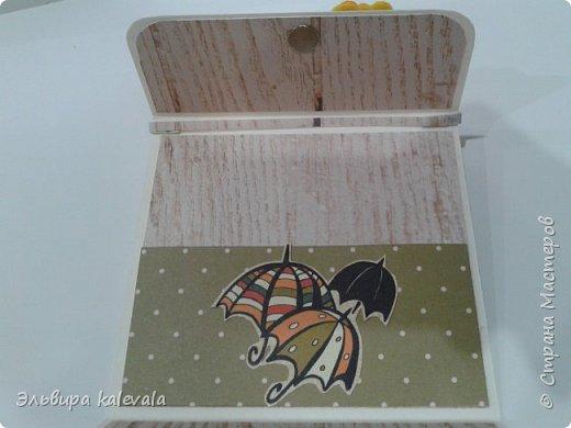 Открытки-сумочки ко дню рождения. Делала по МК https://stranamasterov.ru/node/1143506?c=favorite Лисички, листик и ягодка из фетра (набор из фикс-прайса) фото 5