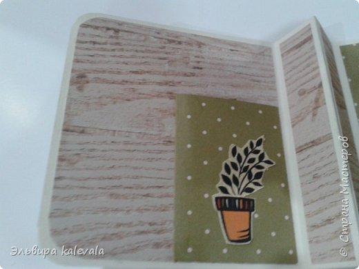 Открытки-сумочки ко дню рождения. Делала по МК https://stranamasterov.ru/node/1143506?c=favorite Лисички, листик и ягодка из фетра (набор из фикс-прайса) фото 6