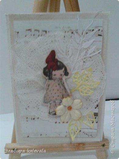 Открытки-сумочки ко дню рождения. Делала по МК https://stranamasterov.ru/node/1143506?c=favorite Лисички, листик и ягодка из фетра (набор из фикс-прайса) фото 8