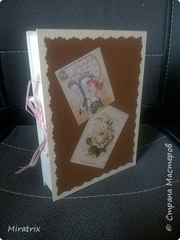 <em>Август 2018г</em> Коробочка с подарком для подруги. Внутри - книга и брелок-головоломка. фото 6