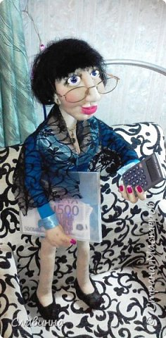 Портретные куклы на заказ фото 4