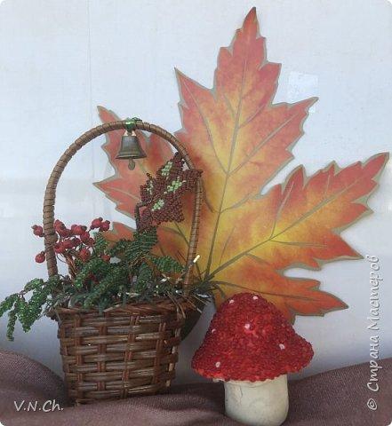 Кленовый листок всегда красив! фото 3