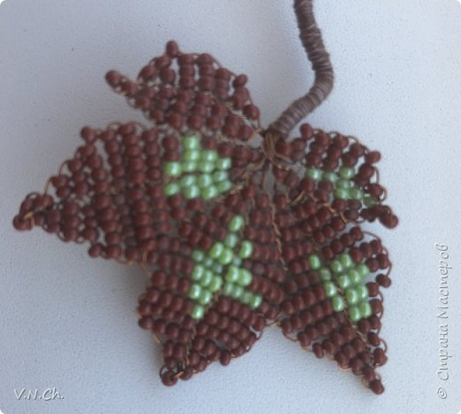 Кленовый листок всегда красив! фото 1