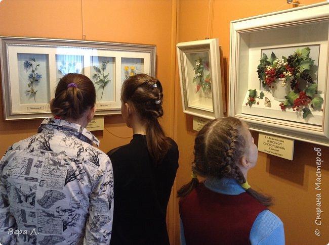 """Недавно мы были на выставке  """"Бумага - пятый элемент"""". Центр Корейского бумажного искусства и творчества предоставил отличную возможность полюбоваться своими шедеврами. Прогуляемся вместе по одному из выставочных залов музея Дарвина? фото 1"""