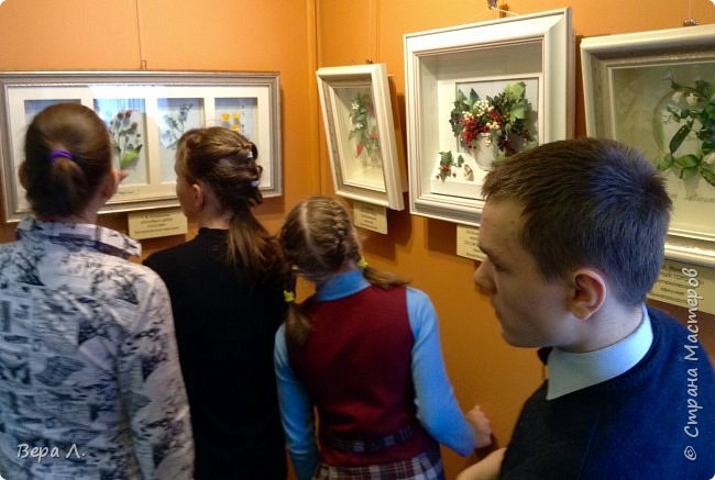 """Недавно мы были на выставке  """"Бумага - пятый элемент"""". Центр Корейского бумажного искусства и творчества предоставил отличную возможность полюбоваться своими шедеврами. Прогуляемся вместе по одному из выставочных залов музея Дарвина? фото 15"""