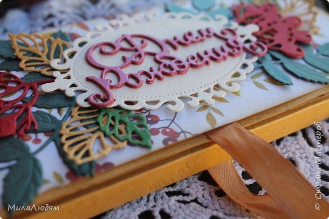 Всем доброго времени суток! Моя авральная шоколадница для любимого зятя. фото 5