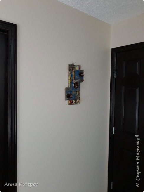 """3Д панно: """"Голубая рапсодия"""" фото 9"""