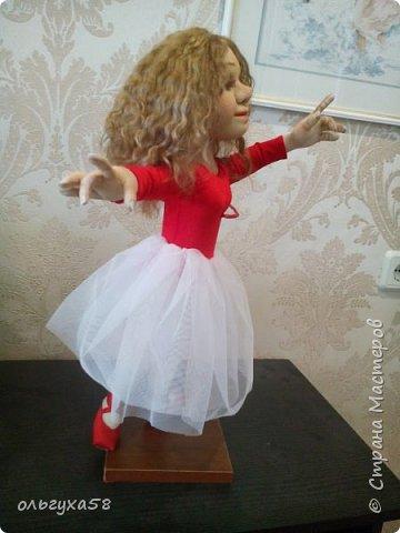 начинающая балерина фото 2