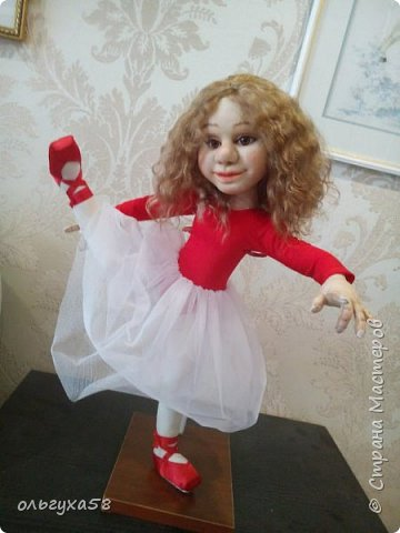 начинающая балерина фото 3