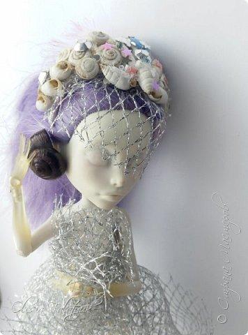 Ободок для волос с ракушками для Монстер Хай. фото 5