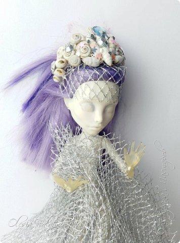 Ободок для волос с ракушками для Монстер Хай. фото 4