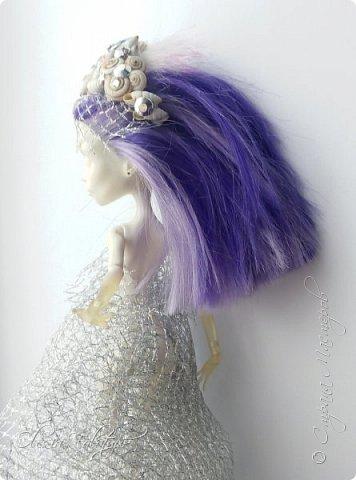 Ободок для волос с ракушками для Монстер Хай. фото 7