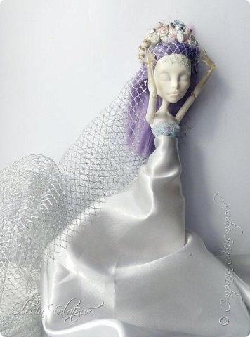Ободок для волос с ракушками для Монстер Хай. фото 8